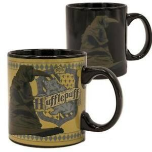Silver Buffalo Other - Harry Potter Ceramic Temperature Reveal Mug